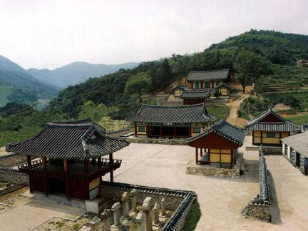 양산향교(전경)