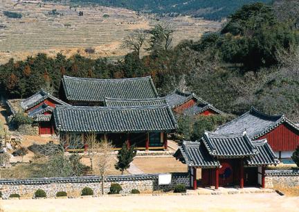 거제향교(전경)