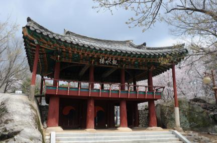 거창구연서원관수루(촬영:문화재청)