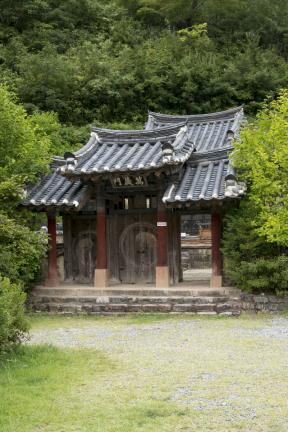 만세문 원경