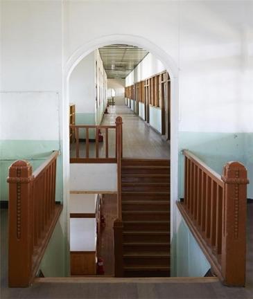 인천창영초등학교(구)교사(2층 복도)