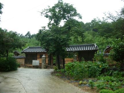 강릉 추산 고택