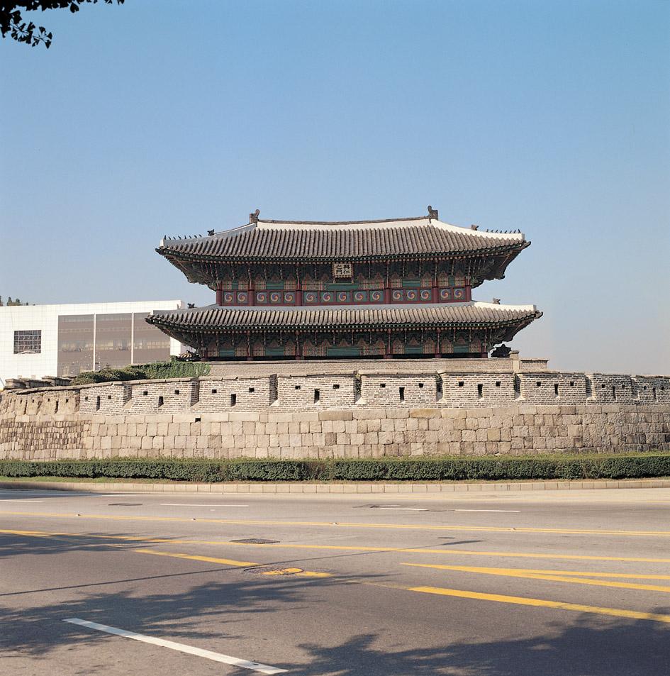 서울 흥인지문 정면