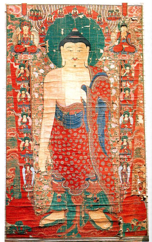 The Painting of Sakyamuni