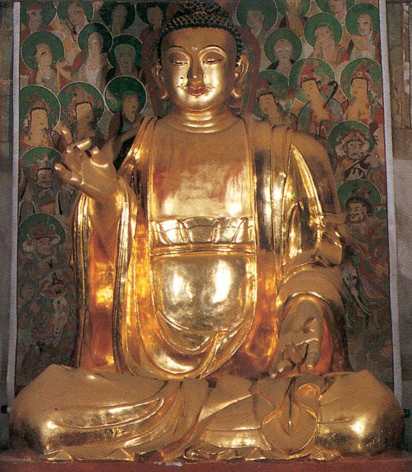 Nosanabul buddha(Reft)