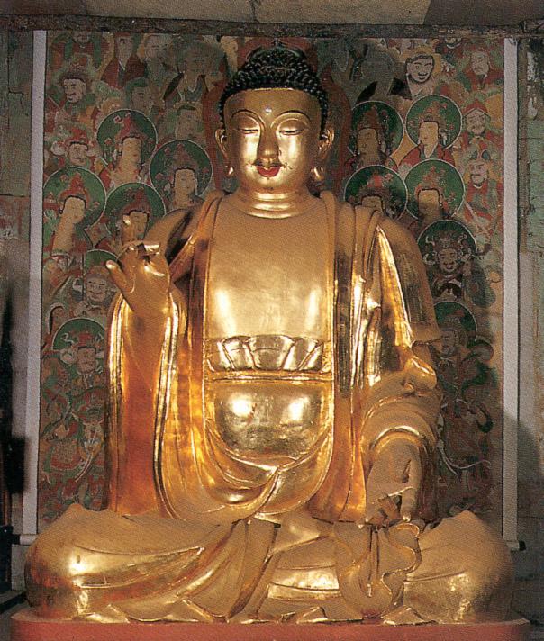 Sakymuni buddha (Right)