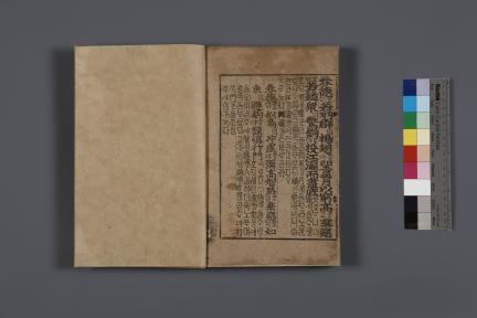 보물 제774-2호 선종영가집(언해)(2010년 국보,보물 지정보고서)