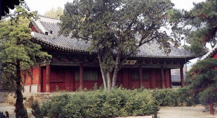 서울 문묘 대성전
