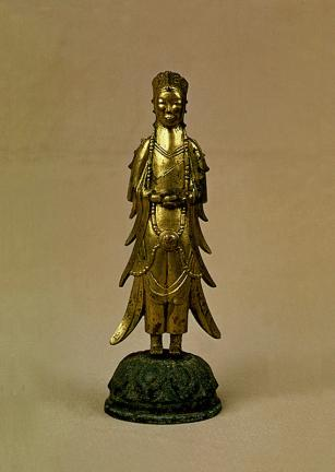 금동보살입상(金銅菩薩立像)