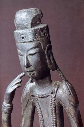 금동미륵보살반가사유상(金銅彌勒菩薩半跏思惟像)