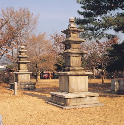 원주 영전사지 보제존자탑