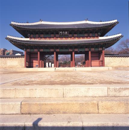창덕궁 돈화문