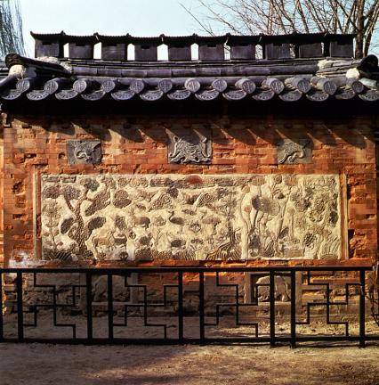 경복궁자경전십장생굴뚝