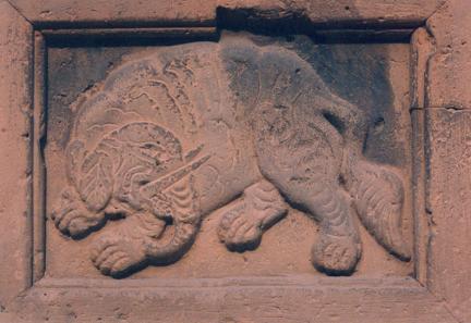 십장생굴뚝코끼리상