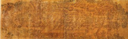 보물 제1534호 서궐도안