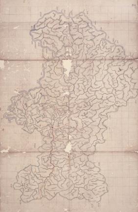 보물 제1587호 조선지도
