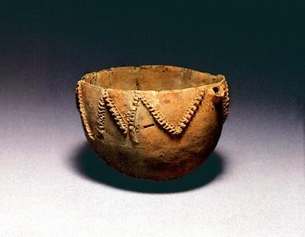 토기 융기문 발(土器 隆起文 鉢)
