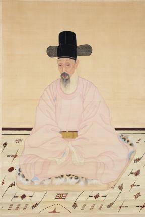 보물 제1498호 조선후기 문인초상