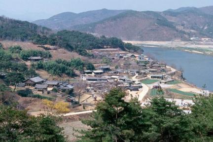 도동서원강당사당부장원(전경)