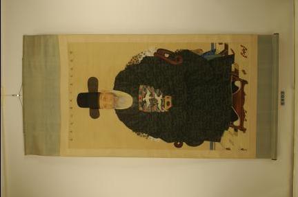보물 제1480호 심환지 초상