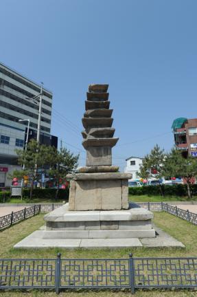 춘천 칠층석탑 (촬영:문화재청)