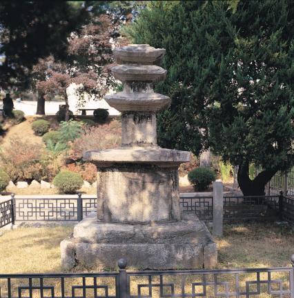 홍천 희망리삼층석탑
