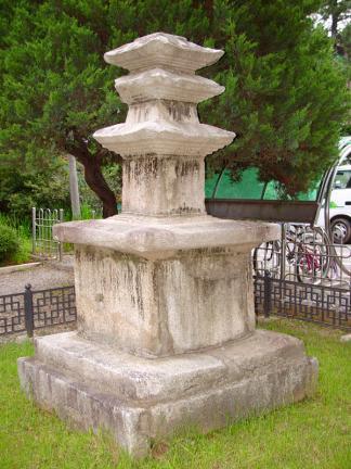 홍천 희망리 삼층석탑