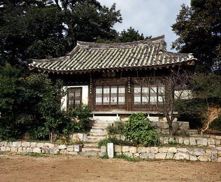강릉 해운정