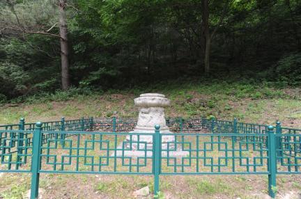 양양 선림원지 승탑 (촬영:문화재청)