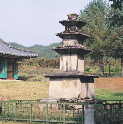 홍천 물걸리 삼층석탑