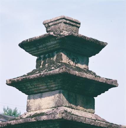2·3층탑신부 및 상륜부 노반석