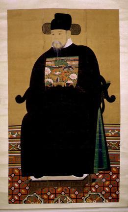 유근초상(柳根肖像)