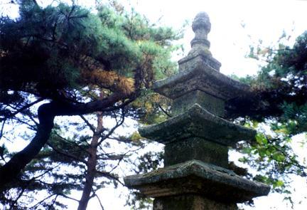 탑신 및 상륜부(동탑)