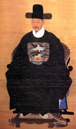 보물 제1189-1호 박문수 초상 사진1