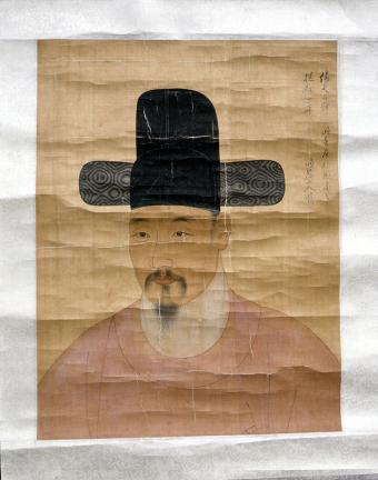 보물 제1189-1호 박문수 초상 사진2