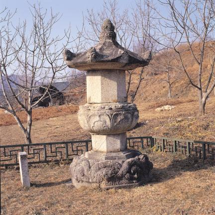 남원 실상사 승탑