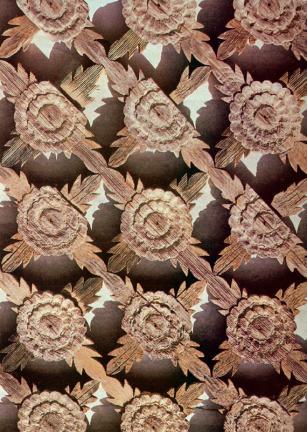 꽃무늬문살(서쪽)