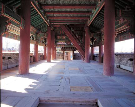 풍남문 1층 내부