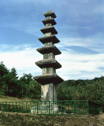 천곡사지칠층석탑