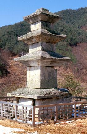 구례논곡리사층석탑