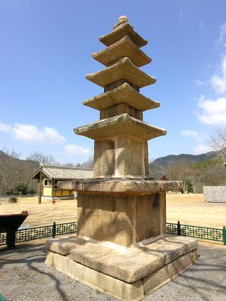 도갑사오층석탑