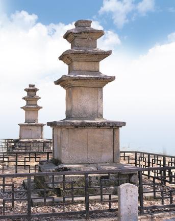 봉화 서동리삼층석탑