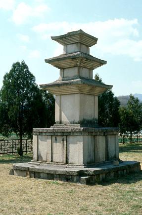 청도봉기동삼층석탑