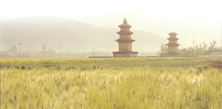 경주 천군리삼층석탑