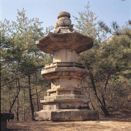 봉암사 정진대사원오탑