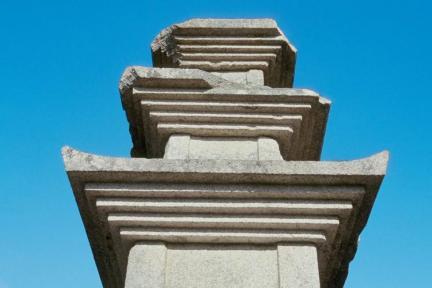 경주남산용장사곡삼층석탑