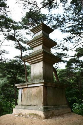 남면 삼층석탑