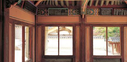 도산서원 전교당 내부2