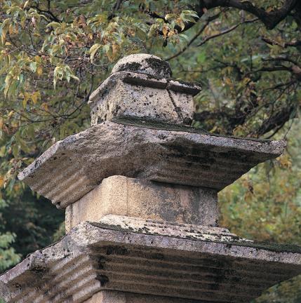 2·3층 옥개석