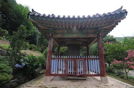 칠곡 선봉사 대각국사비 (촬영:문화재청)